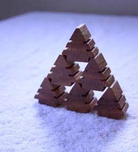 Snow-Trees/つみ木