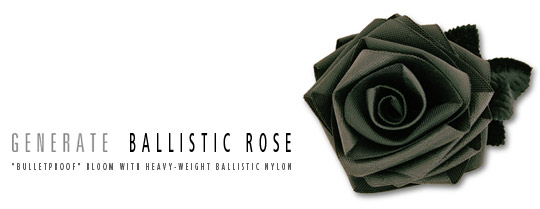 GENERATE / BALLISTIC ROSE