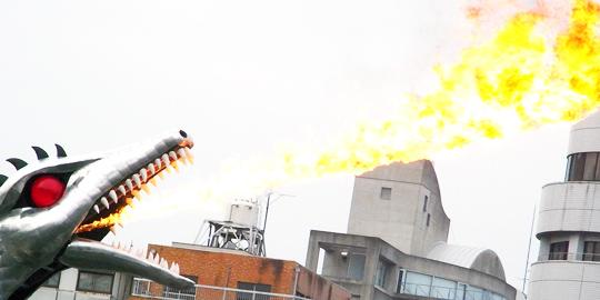 ラッキードラゴン 絶好調! 水都大阪2009
