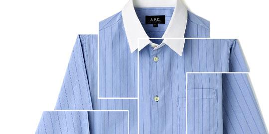A.P.C. / Cleric Shirt (2010SS)